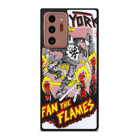 ZOO YORK FAN THE FLAMES Samsung Galaxy Note 20 Ultra Case Cover