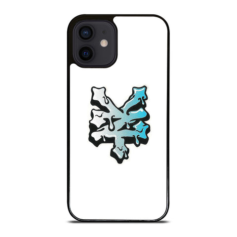 ZOO YORK LOGO MELTING iPhone 12 Mini Case Cover