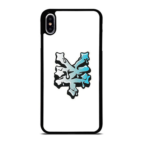 ZOO YORK LOGO MELTING iPhone XS Max Case Cover