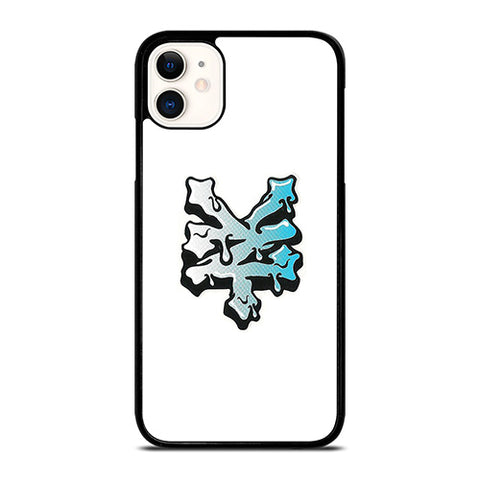 ZOO YORK LOGO MELTING iPhone 11 Case Cover
