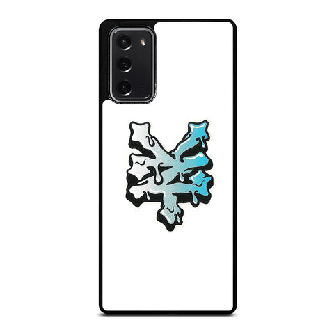 ZOO YORK LOGO MELTING Samsung Galaxy Note 20 Case Cover