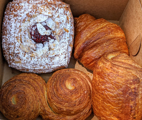 Assorted Croissant Box - THURSDAY DELIVERY ONLY