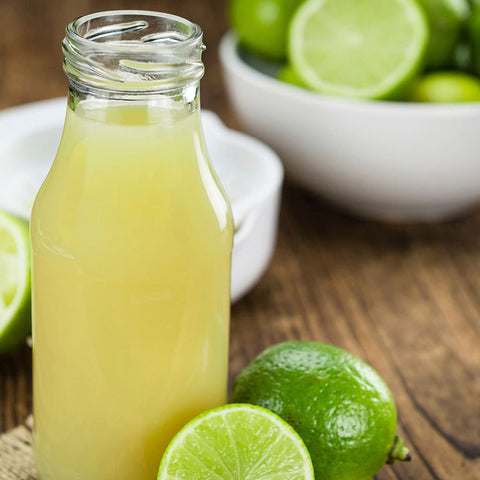 Freshly Squeezed Lime Juice - Limited Time!
