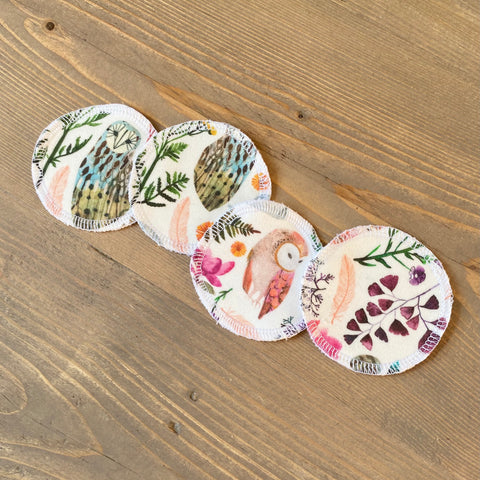 Twit Twoo Reusable Face Pads