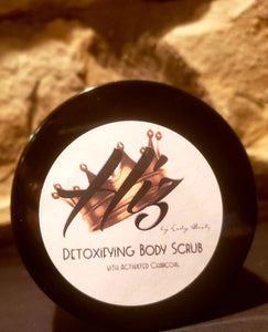 Hiz Detoxing Body Scrub