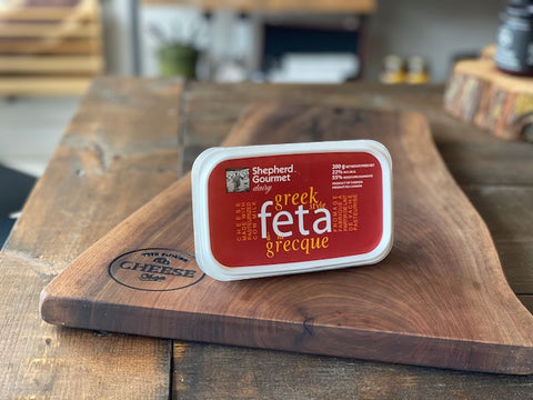 COWS MILK FETA