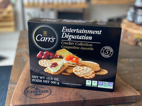 CARR'S CRACKER ENTERTAINMENT PACK