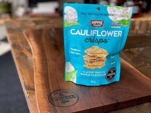 RANCH CAULIFLOWER CRISPS