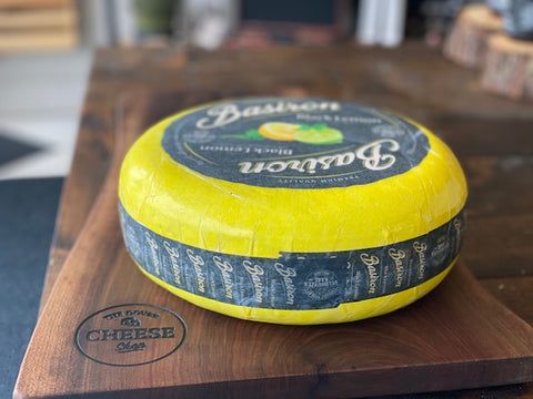 BLACK LEMON GOUDA