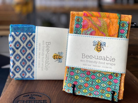 Bee-Usable Wraps