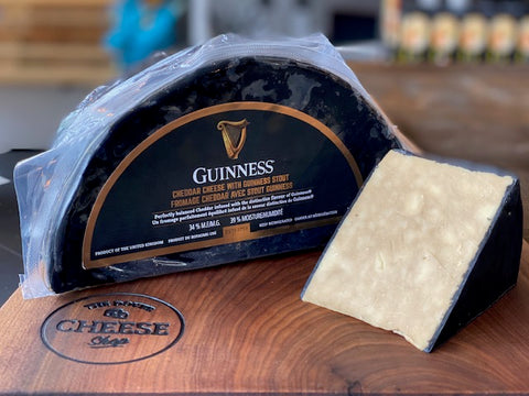 OFFICIAL GUINNESS CHEDDAR