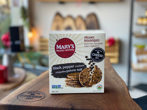 MARY'S BLACK PEPPER GLUTEN FREE