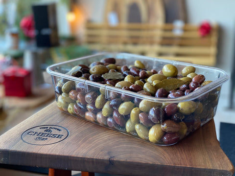 BULK GREEK BLEND OLIVES