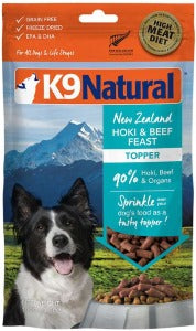 K9 Natural Toppers - Hoki & Beef 100g
