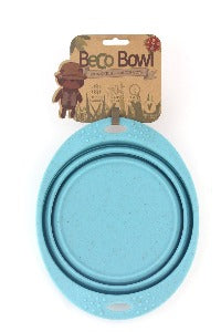 Beco Foldable Travel Bowl