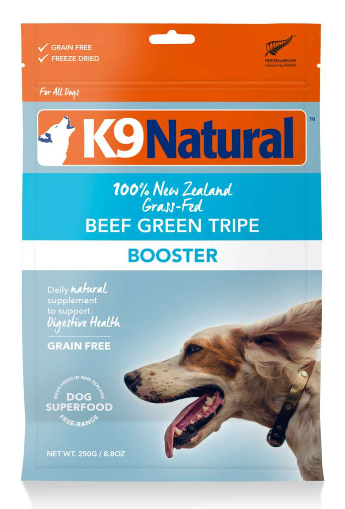 K9 Natural Beef Green Tripe 250g