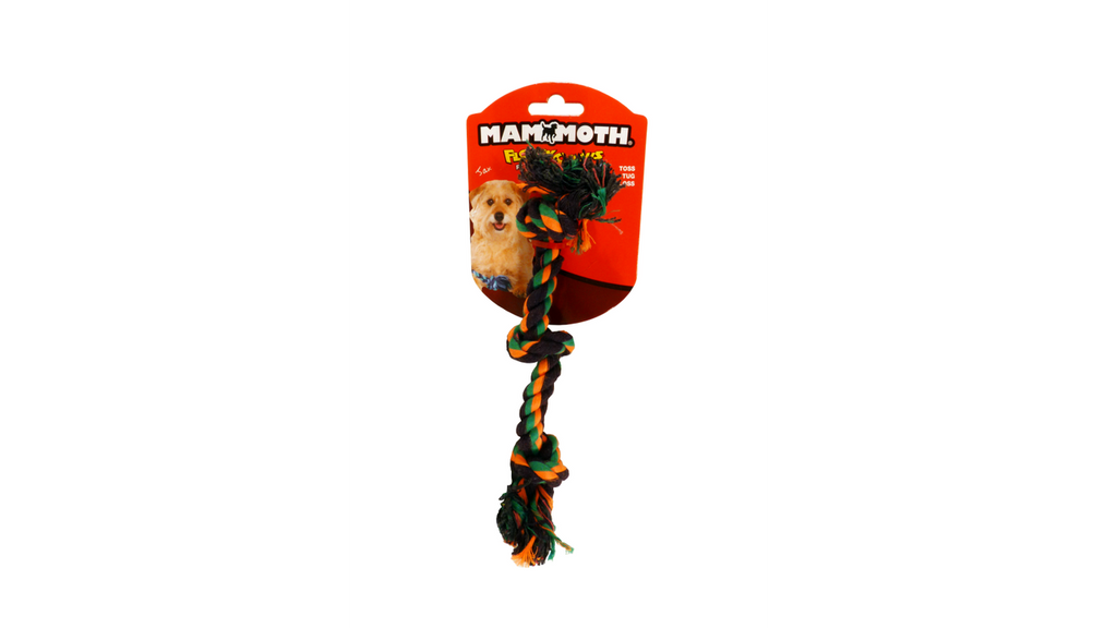 Mammoth Flossy Chew Mini Rope - 25cm