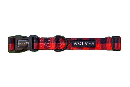 Wolves of Wellington Dog Collars