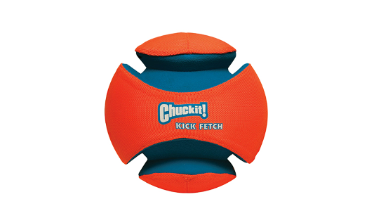 Chuck it Kick Fetch Ball (two sizes)