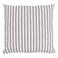 STRIPED- FEATHER FILL PILLOW