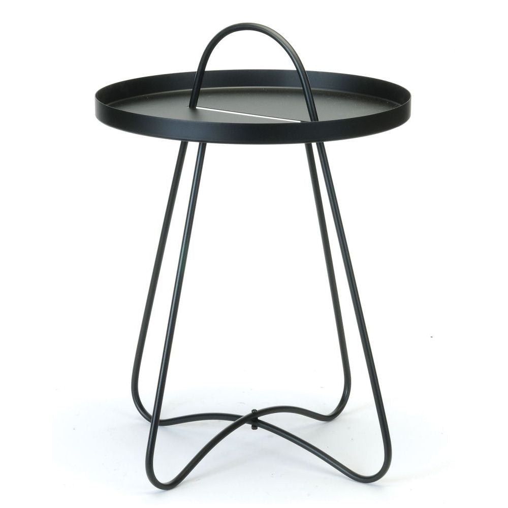 COCKTAIL TABLE- BLACK