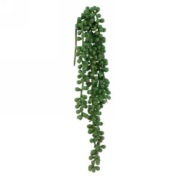 LONG BEADED GREEN STEM