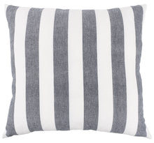 Load image into Gallery viewer, NANTUCKET STRIPE- FEATHER FILL PILLOW