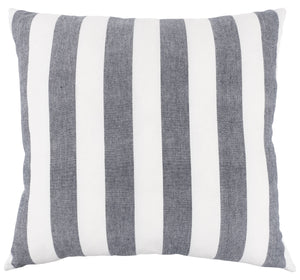 NANTUCKET STRIPE- FEATHER FILL PILLOW