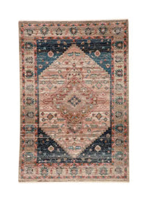 "MYRIAD-AREA RUG 5'X7'6"" MUTED CLAY"
