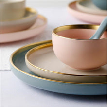 Load image into Gallery viewer, Dusk Blue Matte Serveware