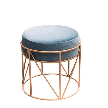 Light Aegean Stool