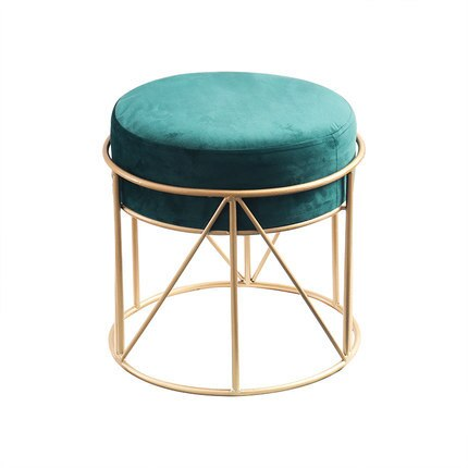 Emerald Green Stool