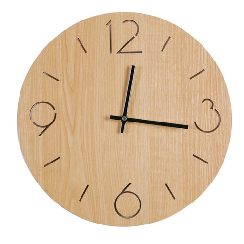 Earth Tone Clock