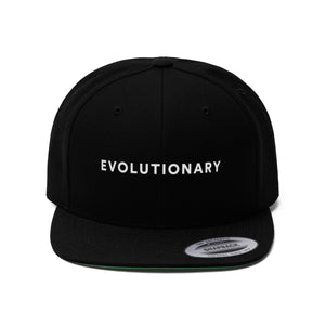 Evolutionary Flat Bill Hat
