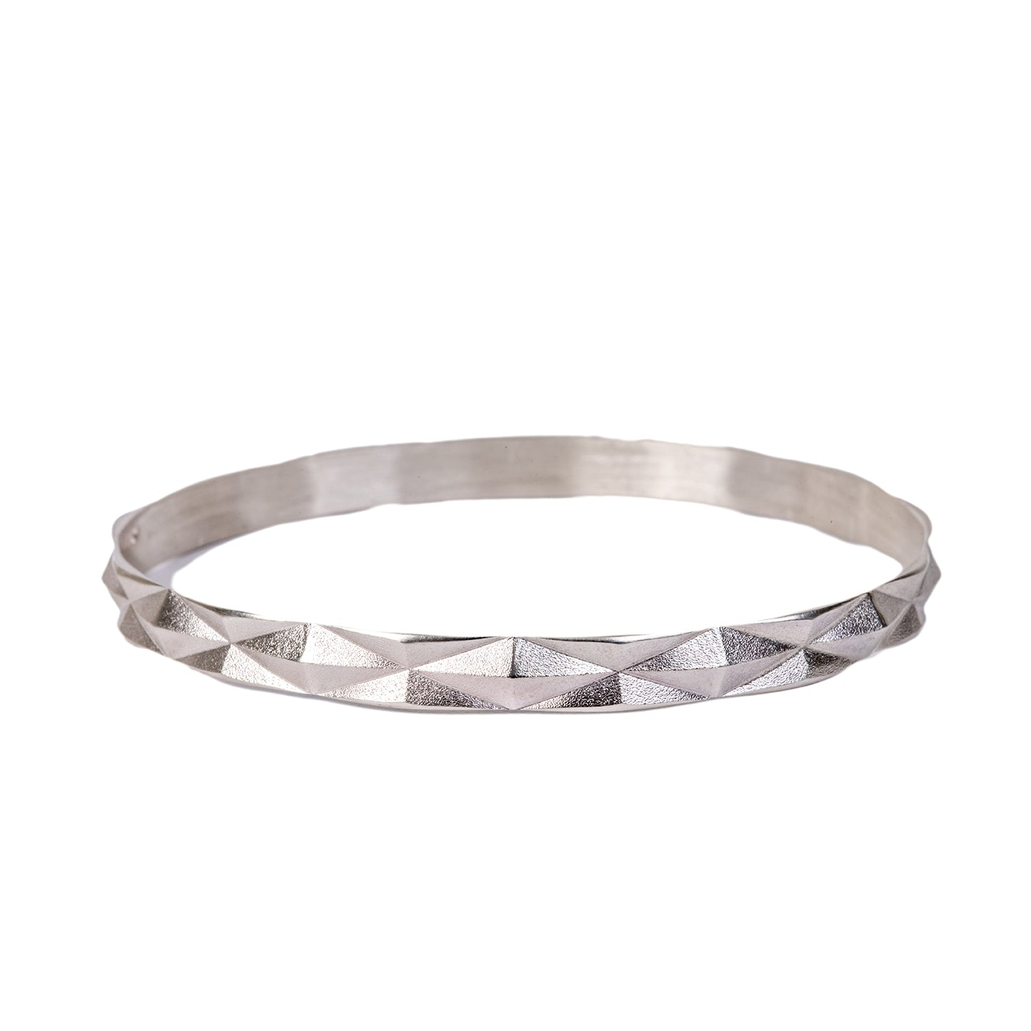 Diamond Peak Bangle