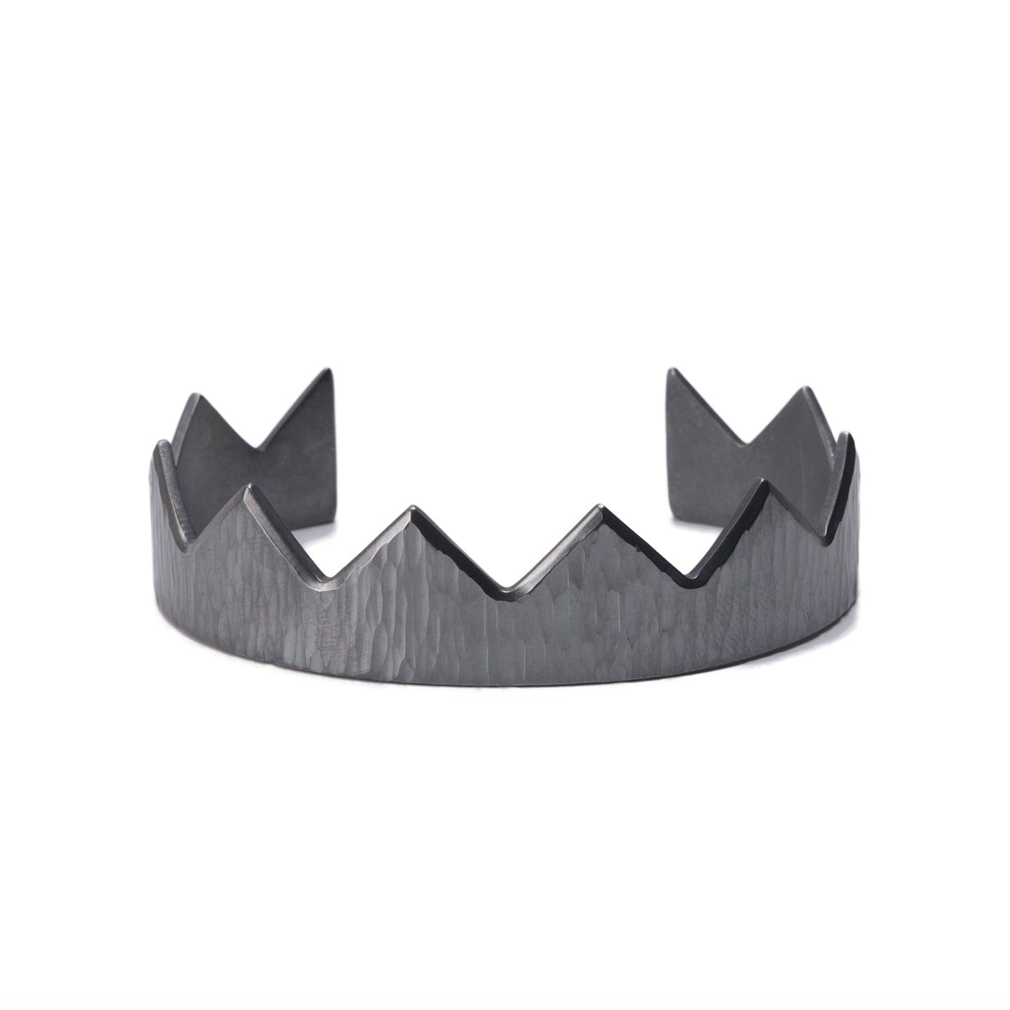 Mountain Range Saw-Blade Cuff