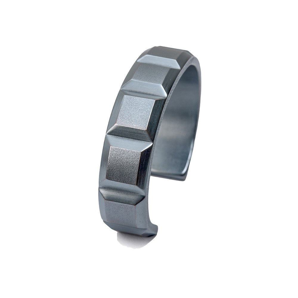 Mountain Range Truncated Cuff