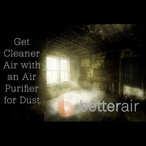 Get Cleaner Air with an Air Purifier for Dust
