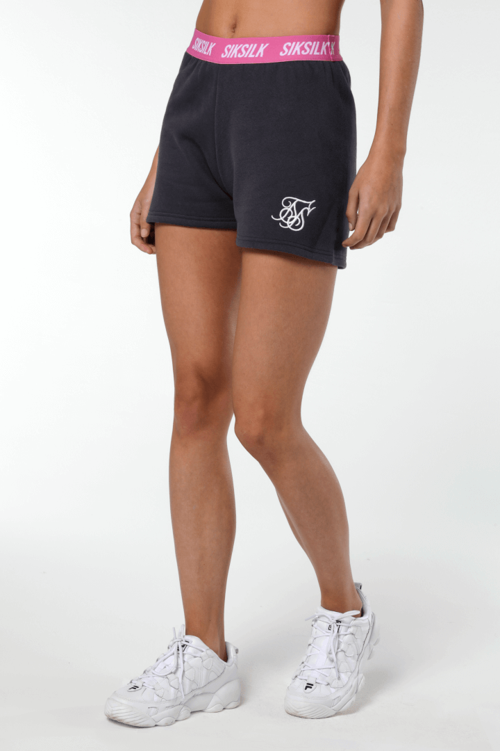 SikSilk Women Gym Shorts - Nine Iron - Krave Urban Store