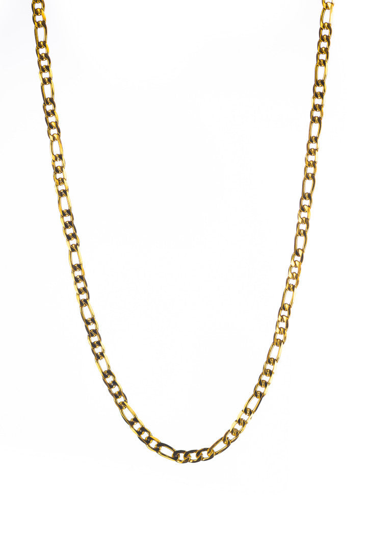 Gharb Co. Gaviria Necklace Chain – Gold-Krave Urban Store