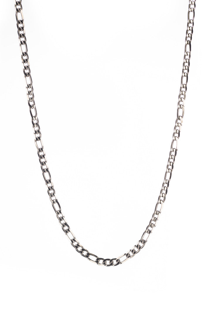 Gharb Co. Gaviria Necklace Chain – Silver-Krave Urban Store