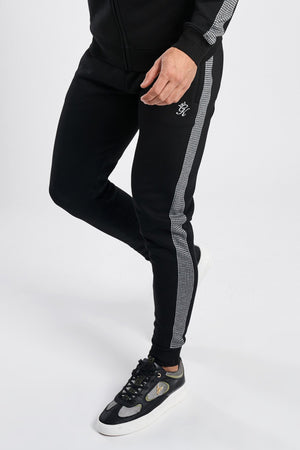 Gym King Carter Jogger - Black - Last Size M