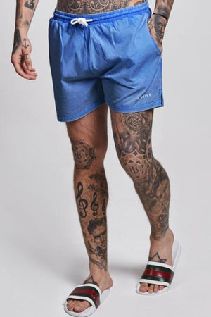 Illusive London Standard Swim Shorts – Blue - Krave Urban Store