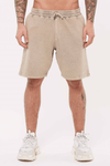 Good For Nothing Signature Shorts - Stone - Krave Urban Store