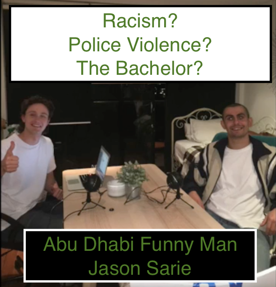CHP #5 Racism and Police Violence against Arabs? - Jason Sarie