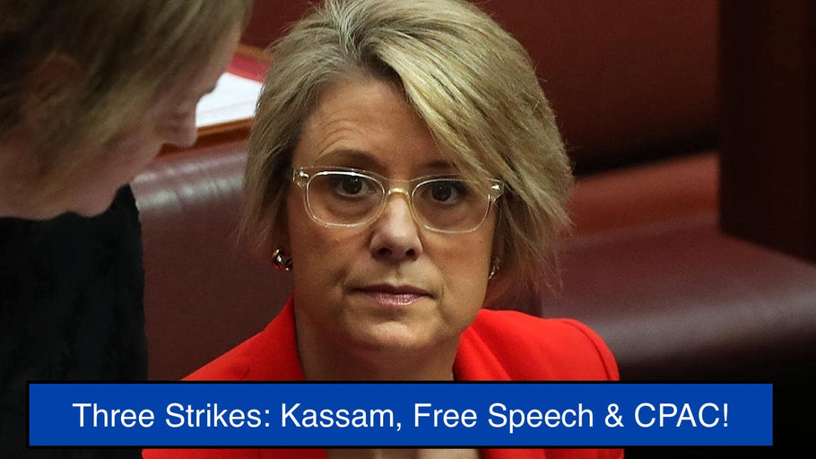 The Holy Trinity - Keneally Now Wrong on Kassam, Guns & Free Speech