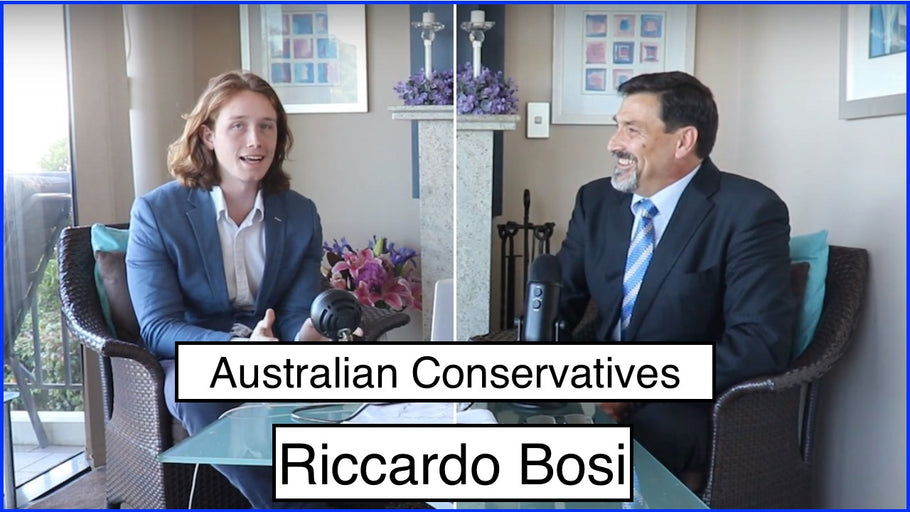 The Military, Leadership & Australian Politics - Riccardo Bosi