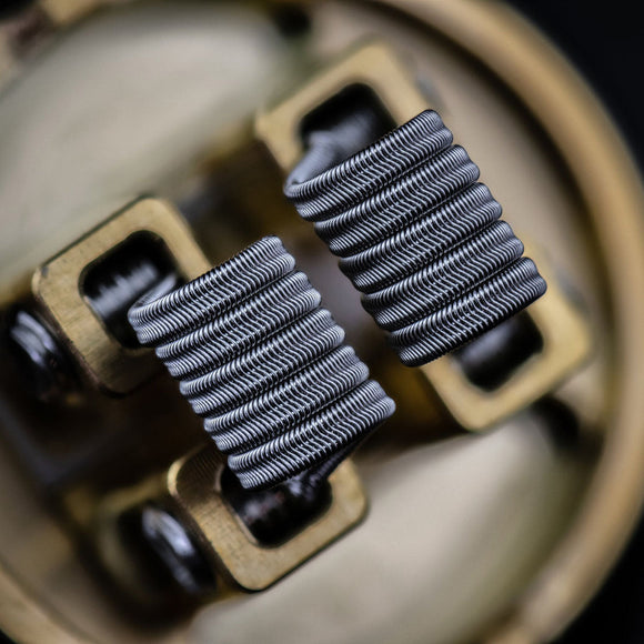Triple Core Alien Coils