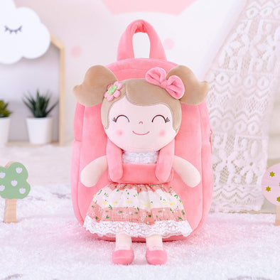 NEW - Personalized Leyadoll Doll Backpack (Pink) - Leya Doll