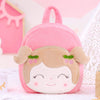 NEW - Personalized Leyadoll Backpack (Pink-Cherry) - Leya Doll